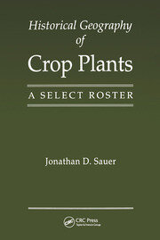 Historical Geography of Crop Plants