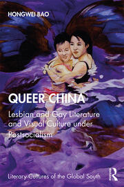 Featured Title - Queer China -- Bao - 1st Edition book cover