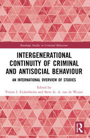 Intergenerational Continuity of Criminal and Antisocial Behaviour: An International Overview of Studies