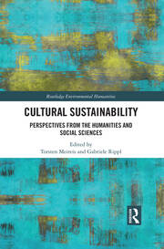 Cultural Sustainability: Perspectives from the Humanities and Social Sciences