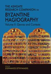 The City in Byzantine Hagiography