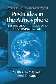 Pesticides in the Atmosphere