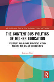 """The """"contested HE reforms."""" The university mobilizations in Italy and England"""