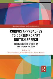Corpus Linguistics and Sociolinguistics