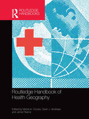Spatial modeling's place in health geography