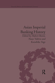 French Overseas Banking as an Imperial System: A Background for Asian Developments