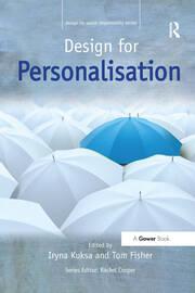 Design for Personalisation