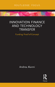 Innovation Finance and Technology Transfer