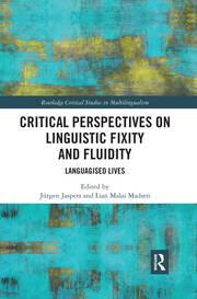 Lingoing and Everyday Metrolingual Metalanguage