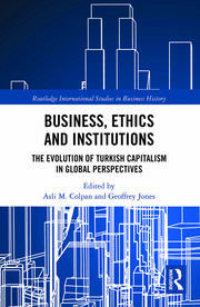 Islamic Capitalism and the Rise of Religious-Conservative Big Business