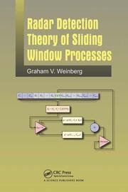 Radar Detection Theory of Sliding Window Processes
