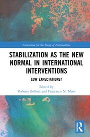 Stabilization as the New Normal in International Interventions: Low Expectations?