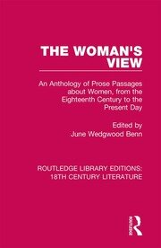 The Woman's View: An Anthology of Prose Passages about Women, from the Eighteenth Century to the Present Day