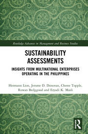 Sustainability Assessments: Insights from multinational enterprises operating in the Philippines