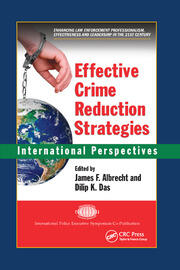 Effective Crime Reduction Strategies: International Perspectives