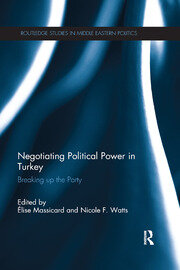 The uses of team rivalry: reconsidering party factionalism in Turkey
