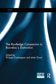 The Routledge Companion to Bourdieu's 'Distinction'