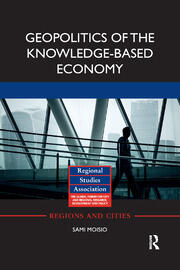 On geopolitical subjects of knowledge-based economization