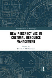Forty years of Cultural Resource Management