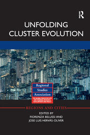 Multinational corporations and cluster evolution: The case of Cosentino in the Spanish marble cluster