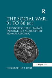 The Social War, 91 to 88 BCE