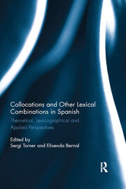 Collocations and other lexical combinations in Spanish