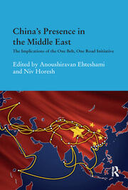 China's Presence in the Middle East - Horesh - 1st Edition book cover
