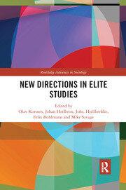 New Directions in Elite Studies