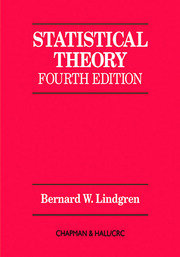 Statistical Theory: A Concise Introduction - CRC Press Book