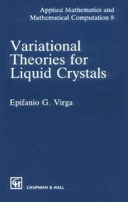 Variational Theories for Liquid Crystals