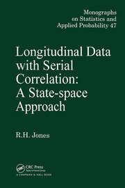 Longitudinal Data with Serial Correlation: A State-Space Approach