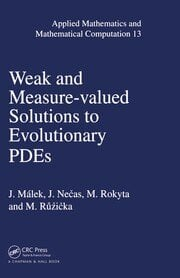 Weak and Measure-Valued Solutions to Evolutionary PDEs