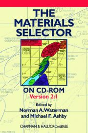 Materials Selector on CD-ROM
