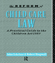 The Reform of Child Care Law