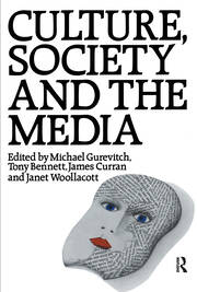 The rediscovery of 'ideology': return of the repressed in media studies