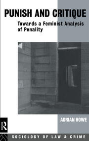 Punish and Critique: Towards a Feminist Analysis of Penality