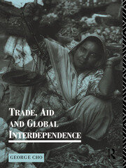 Trade, Aid and Global Interdependence