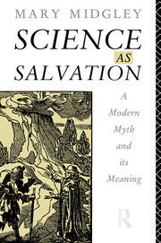 SCIENCE AS SALVATION - 1st Edition book cover