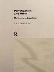 MONITORING AND REGULATORY ASPECTS OF PRIVATIZATION IN SRI LANKA
