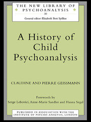 Anna Freud, the daughter: psychoanalytical education and observation