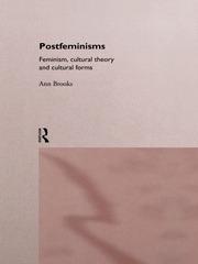 POSTFEMINISMS - BROOKS - 1st Edition book cover
