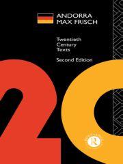 Andorra: Max Frisch