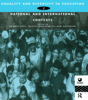 Equality and Diversity in Education 2: National and International Contexts for Practice and Research