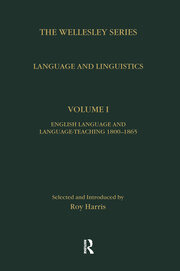 Language and Linguistics: Key Nineteenth-Century Journal Sources in Linguistics