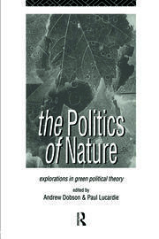 The Politics of Nature - 1st Edition book cover