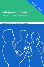 Interpreting French: Advanced Language Skills