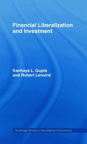 Financial Liberalization and Investment