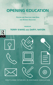 Opening Education: Policies and Practices from Open and Distance Education