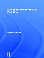 Managing Environmental Pollution