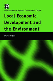 The changing environmental policy context for local action